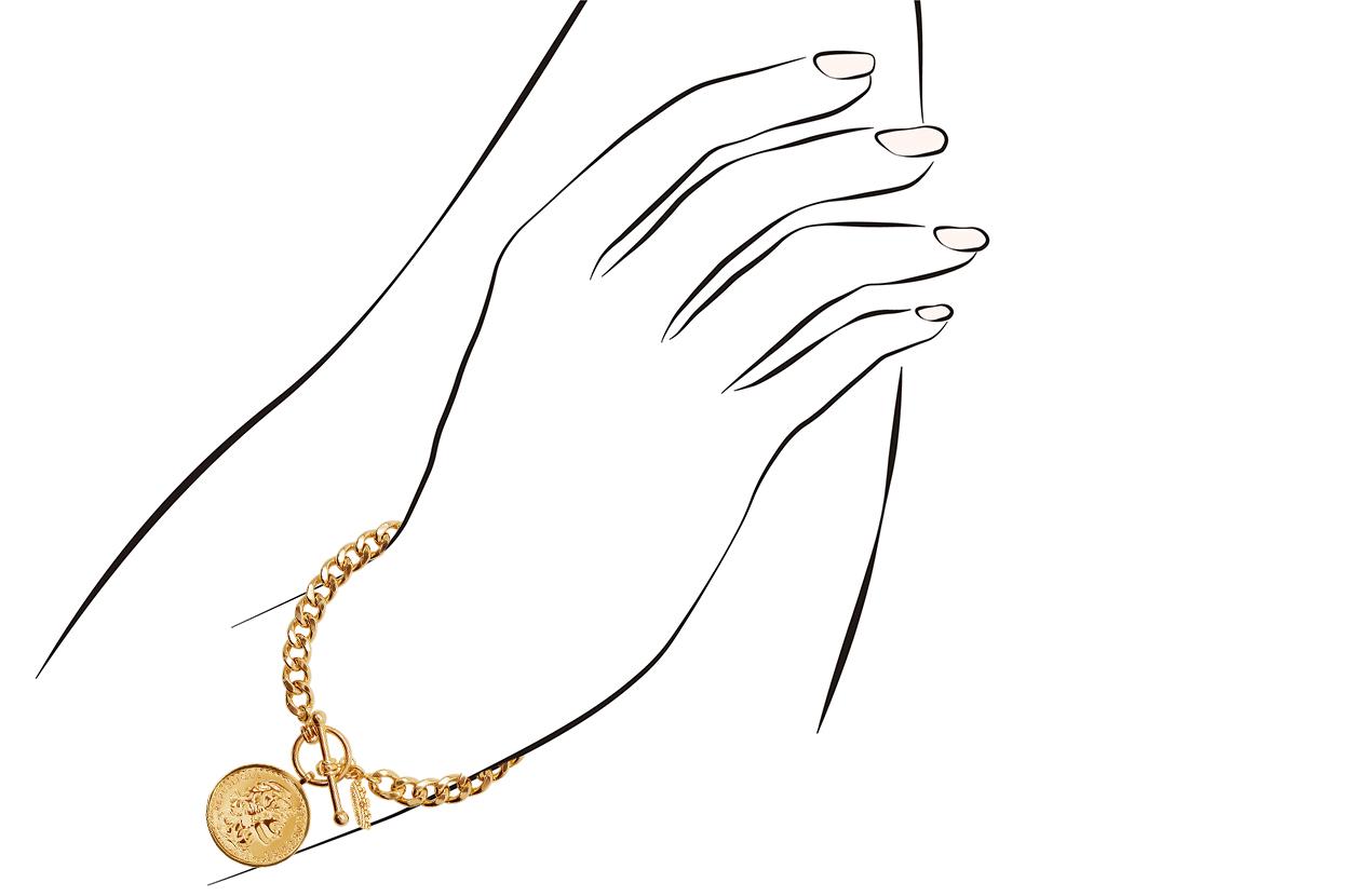Joia: pulseira;Material: prata 925;Peso: 15.30 gr;Cor: amarelo;Medida: ;Género: mulher
