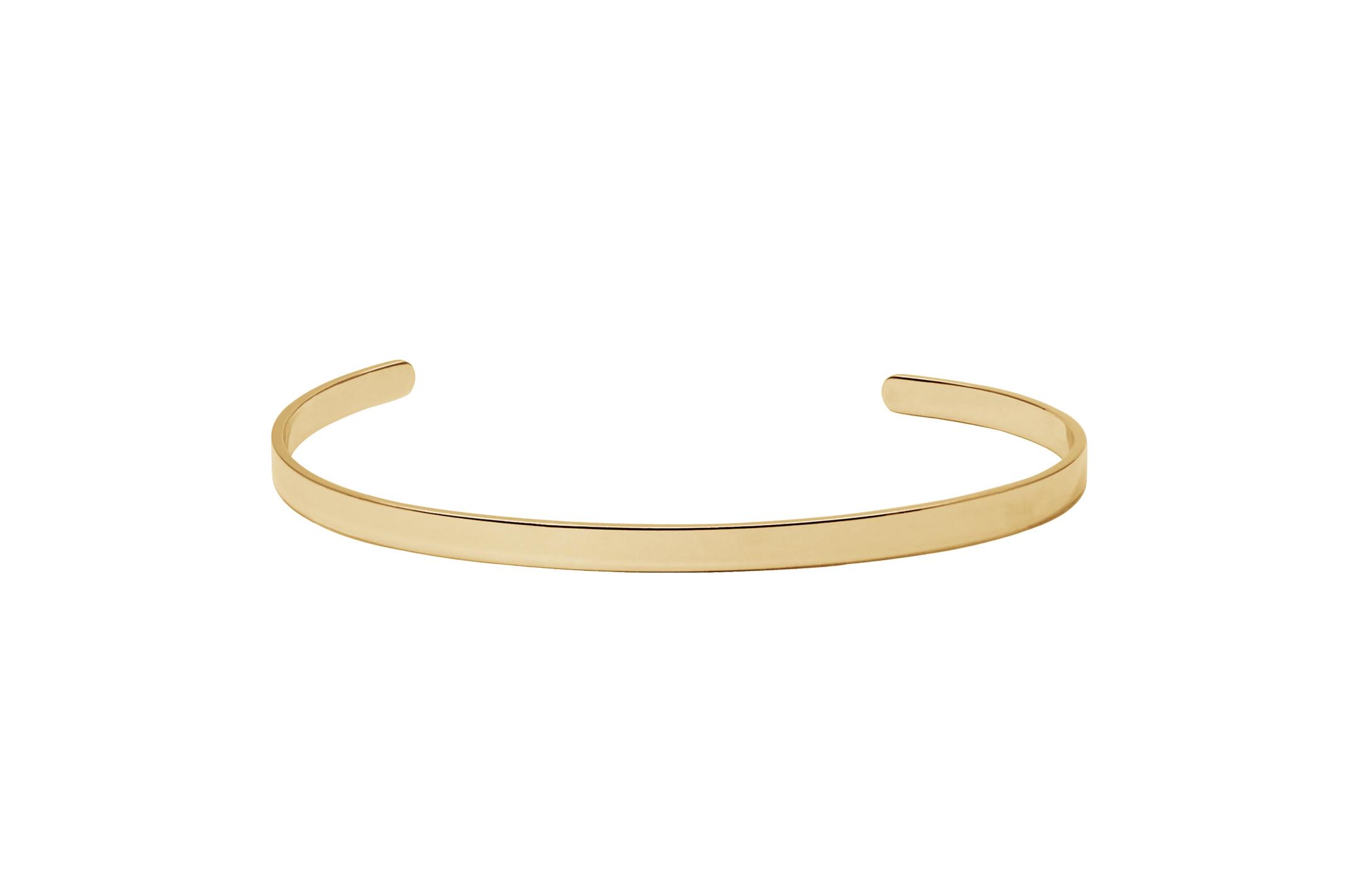 Joia: bracelete;Material: ouro 19.25 kt;Peso: 12.0 gr;Cor: amarelo;Género: homem