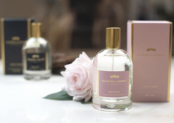 Imagem a Eugénio Campos Jewels tem dois eau de parfum
