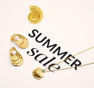 15% Desconto na compra de 2 ou mais joias da coleção Summer Vibes