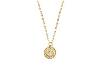 Joia: colar;Material: prata 925;Peso: 9.40 gr;Pedra: zircónia;Cor: amarelo;Medida Fio: 40 + 5 cm;Medida Pendente:  3 cm;Género: mulher
