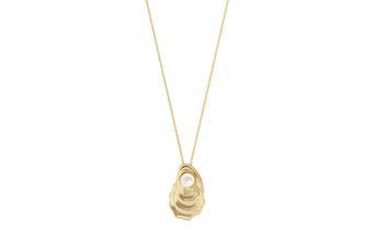 Joia: colar;Material: prata 925;Peso: 8.4 gr;Pedras: pérola natural;Cor: amarelo;Medida Fio:  cm;Medida Pendente:  cm;Género: mulher
