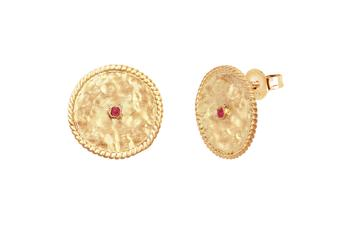 Joia: brincos;Material: prata 925;Peso: 5.90 gr;Pedras: quartzo;Cor: amarelo;Medida:  cm;Género: mulher